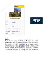 Saint Endelienta