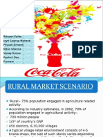 Coca Cola Rural Market