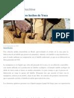 Ladrillos Ecologicos Hechos de Yuca 1070