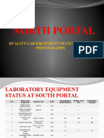 North Portal Quality Ppt