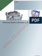 Motores 4 Cilindros 1,6l 2,0l TDI de La Serie EA288
