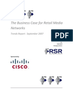 Business Case for Retail Media Networks