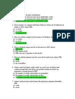 Micro-macroeconomie Intrebari Grila