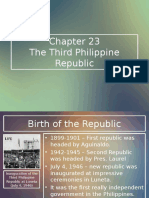 Philippine History Chapter 23