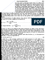 Bearing Capacity and Settlement of Pile Foundations Meyerhof f. Asce