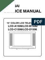 FUNAI LCD-A1506_B1506_C1506_D1506_(L4520EA_21BB_22FC_23RD)_SM