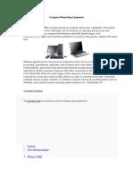 Computer Networking Equipment.docx