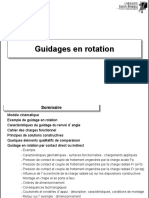 1-Guidage en Rotation