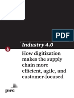 Pwc Strategy& (Ex-Booz & Co.)_Industry 4.0 - How Digitization Makes Supply Chain More Efficient