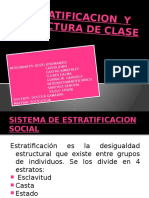 ESTRATIFICACION  Y ESTRUCTURA DE CLASE.pptx