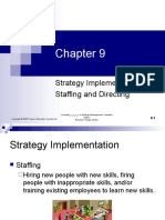 Chapter 9 Strategic Management