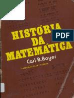 Boyer, Carl B. - História da matemática.pdf