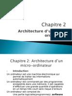 architecture d_un ordinateur.ppt