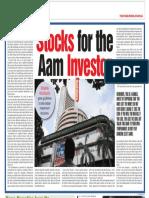 17. Stocks for Aam Investor 18 Sep 16
