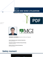 Lecture 1.1_solar and Wind Utilization