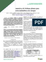 Simulación Numérica de Bobinas Planas Para Transmisión Inalámbrica de Energía