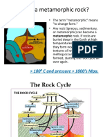 Metamorphic Rocks Ppt