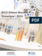 GCC Power Market 2016