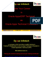 Oracle Apps Technical Training & Placement in Pune Kharadi