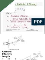 Antenna Aperture