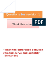 Questions for Revision 1