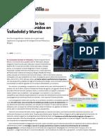 El Periplo Vital de Los Yihadistas Detenidos en Valladolid y Murcia . Elnortedecastilla