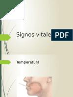 Signos Vitalws