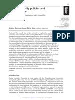 Feminist Theory 2008 Borchorst 207 24