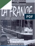 La France Au Quotidien Livret