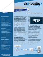DVB S Modulator