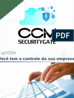Projeto SecurityGate CCM Tecnologia