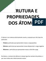 Aula 2 - Atomística