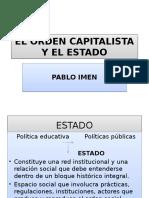El Orden Capitalista y El Estado
