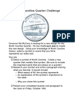 north carolina quarter challenge