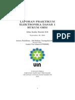 laporan hukum ohm modul 1 Fisika Dasar .pdf