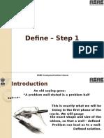 Define Phase - Sudhir