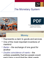 -t7. the Monetary System