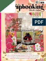 Guia Do Scrapbooking Arts & Crafts - Edição 33 (2016)