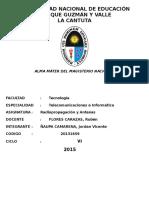 Estacion de Radios en El Perú