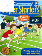 SuperStarter Pupil's Book