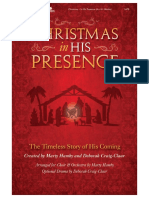 Christmas - In His Presence