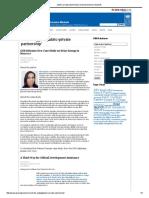 Public-private Partnership _ Growing Inclusive Markets Copy