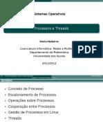 SO 03 Processos Threads