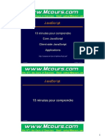 10 Minutes Pour Comprendre Core JavaScript Client-Side Javascript Applications