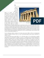 Historia de Grec i A