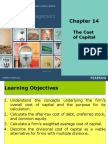 -Cost of Capital