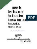 Wheel-Rail Interaction