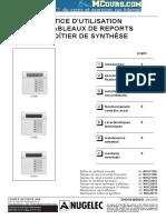 Notice Dutilisation Des Tableaux de Reports Et Boitie de Synthese