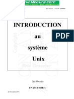 Introducion Au Systeme Unix