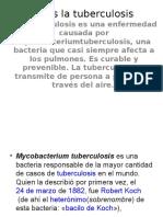 Que Es La Tuberculosis